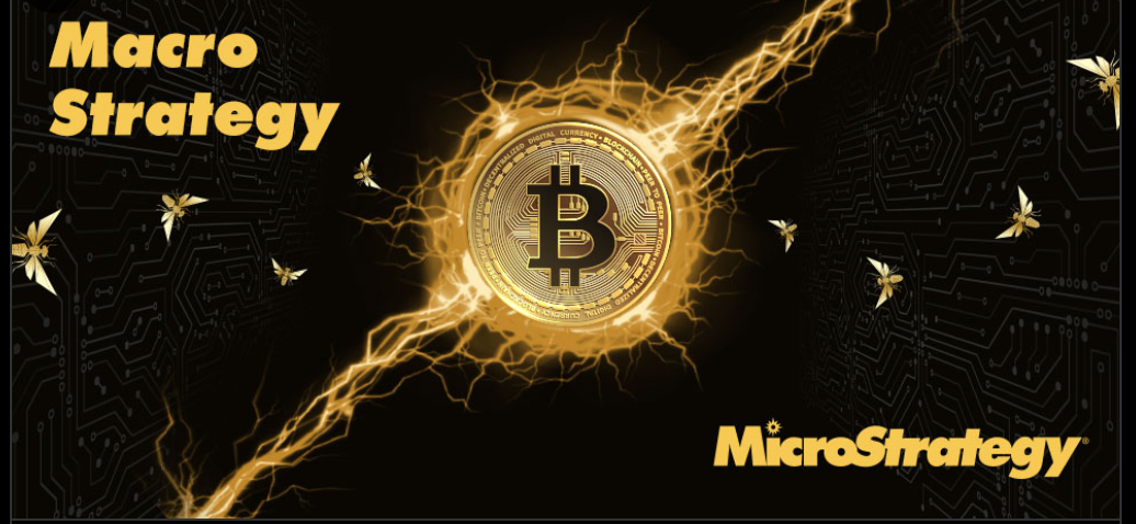 Macrostrategy with Microstrategy Bitcoin