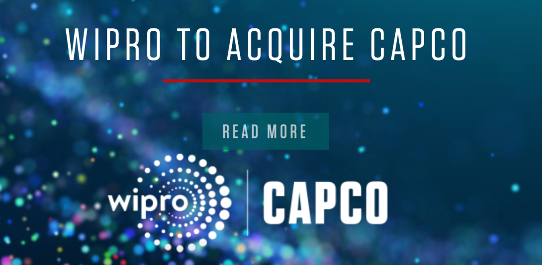 News Analysis: Wipro Doubles Down On BFSI With $1.45 Billion Capco Acquisition
