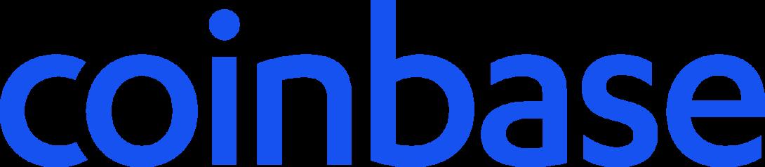 Coinbase Logo Blue
