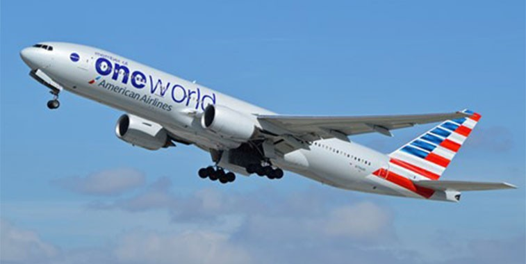American Airlines OneWorld
