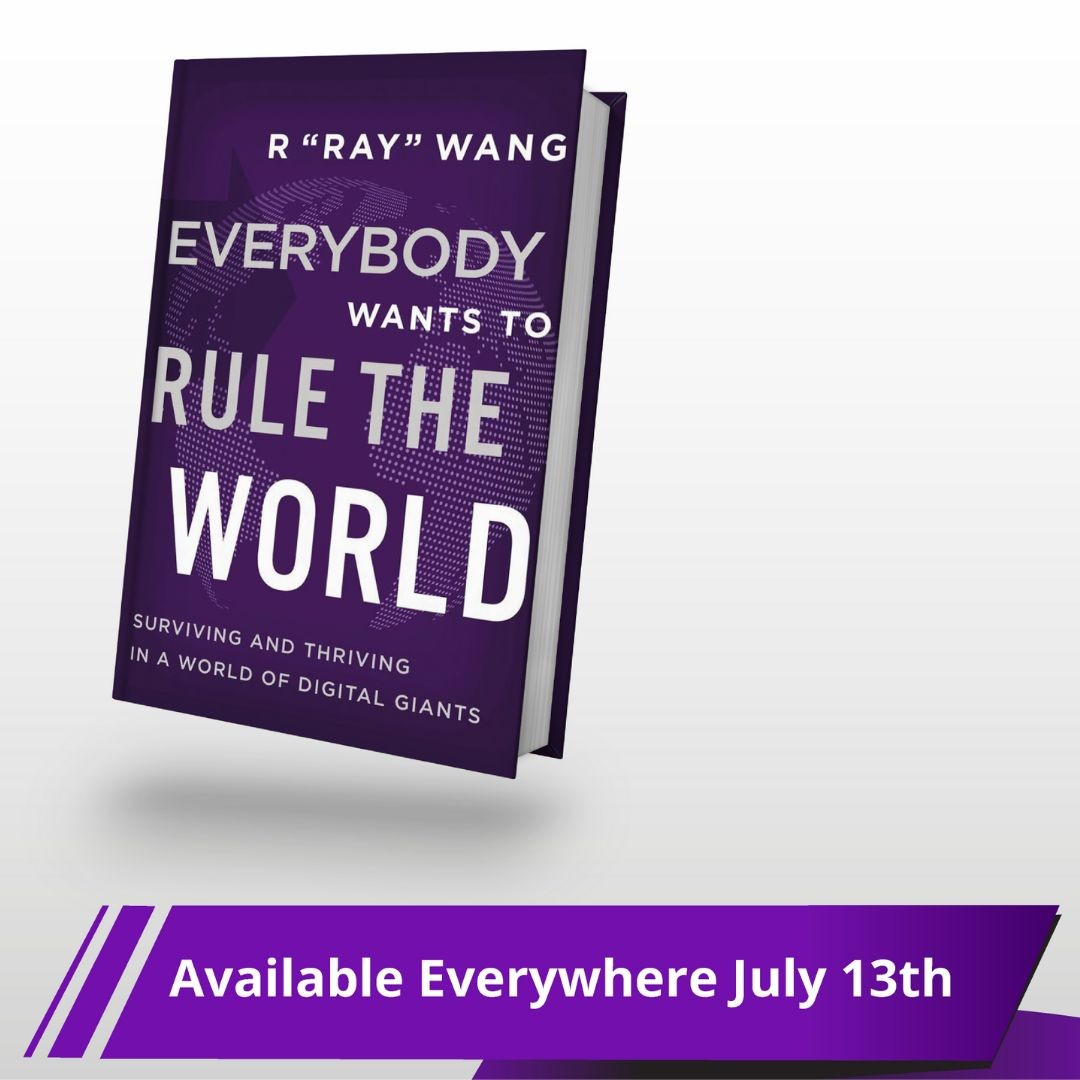 Everybody Wants To Rule The World July 13, 2021